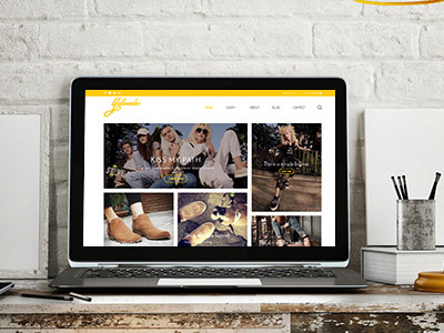 web-design-yellow