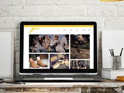 web-design-yellow