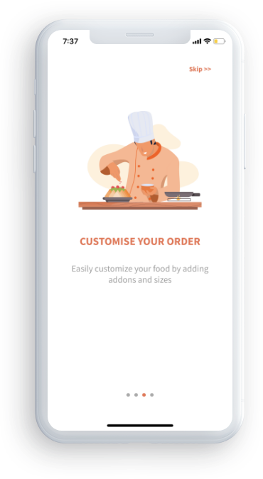 best food ordering script